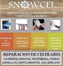 Reparacion Samsung S7 Edge S6 Motorola Z Play X Style G 2 3