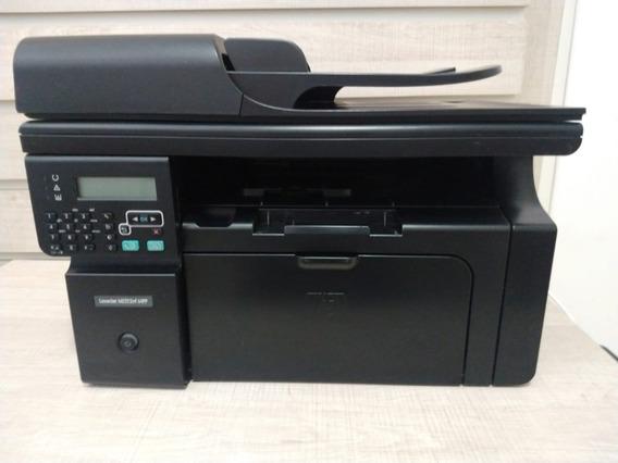 Impressora Laser Hp M1212nf Multifuncional Revisada Toner