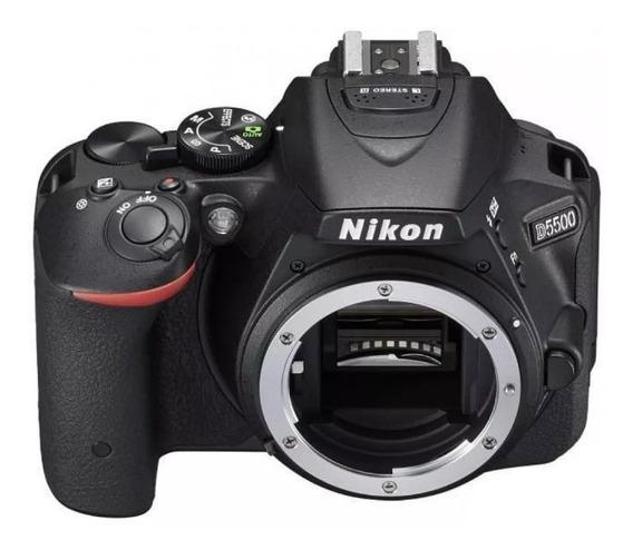 Câmera Nikon D5500 Corpo Novo Pronta Entrega! #