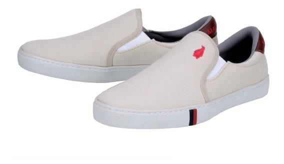 Slip On Casual Tenis Sapatenis Mac Shoe Original Iate +