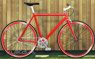 Bicicleta Fixie Urbana Impecable Igual A Nueva!!!