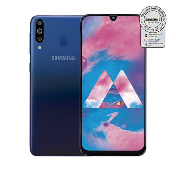 Samsung Galaxy M30 64gb+4ram Triple Camara Garantia