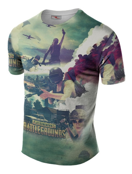 Remera Battlegrounds Ranwey Pr219