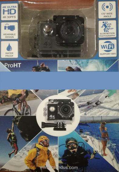 Camara Sport 4k Water Proof (85vds)