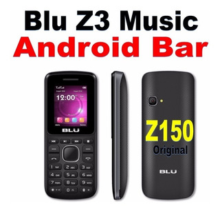 Software Original Blu Z3 Music Z150