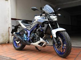 Yamaha Mt 03 Impecable Con Accesorios
