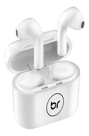 Fone De Ouvido Bright Beatsound Bluetooth 5.0 Branco Fn561