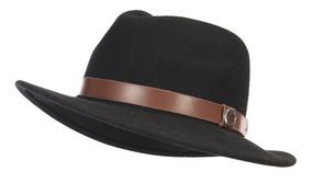 Sombrero Hombre Ex - Pololo Negro Haka Honu