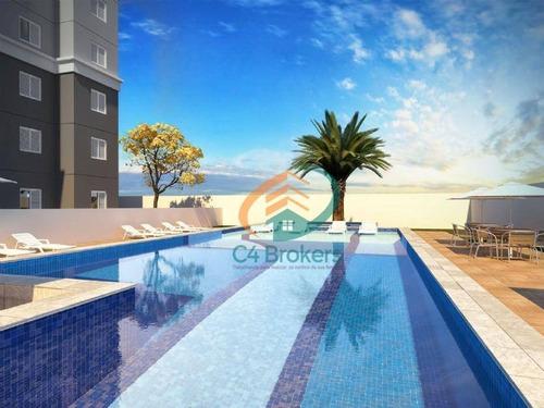 Imagem 1 de 10 de Lançamento Minha Casa Minha Vida Guarulhos 43m² 2 Dorm Com Lazer Completo ! - Ap0339