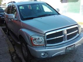 Dodge Durango Limited Piel 4x2 At