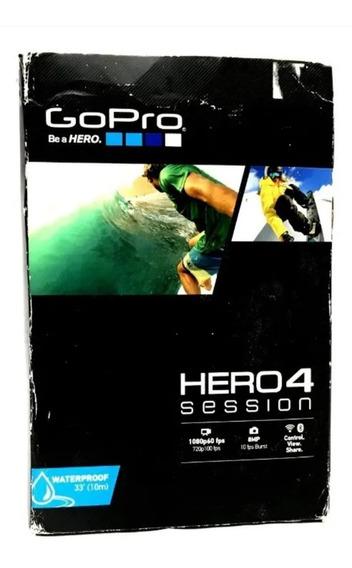 Gopro Hero4 Session Câmera De Ação