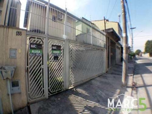 Imagem 1 de 20 de Sobrado - Jardim Meliunas - 693