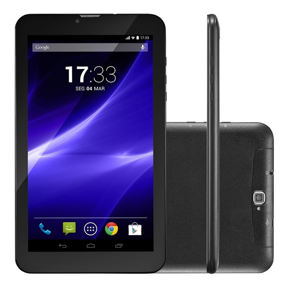 Tablet Multilaser M9 8gb 9 3g Wi-fi 5.1 Quad Core Nb247