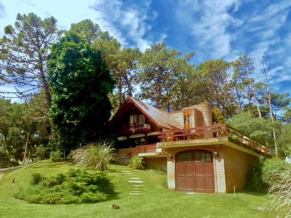 Casa En Alquiler Temporario Pinamar Norte