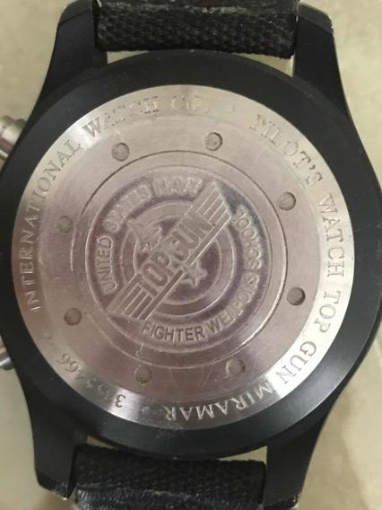 Reloj Top Gun Pilot Semi Nuevo Unico Dueño