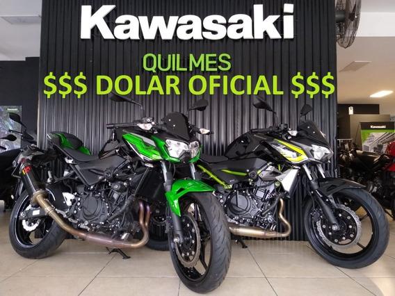 Kawasaki Z400 (z 400) 0km 2020 Dolar Oficial!!! No Mt 03