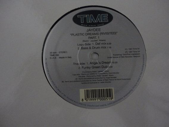 Jaydee - Plastic Dreams (revisited Part 1) 12 Mix