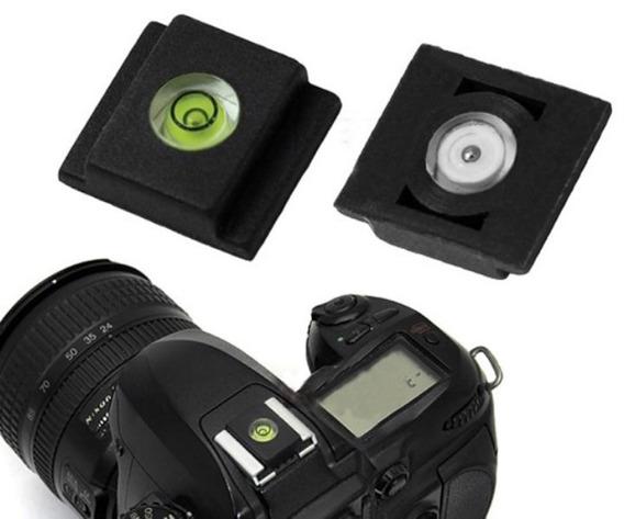 Sapata Flash Hot Shoe Bolha P/ Canon 1d Mark Ii N T6s T3 T6i