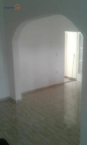 Casa Com 4 Dormitórios Para Alugar, 180 M² Por R$ 2.000/mês - Jardim Satélite - São José Dos Campos/sp - Ca2291