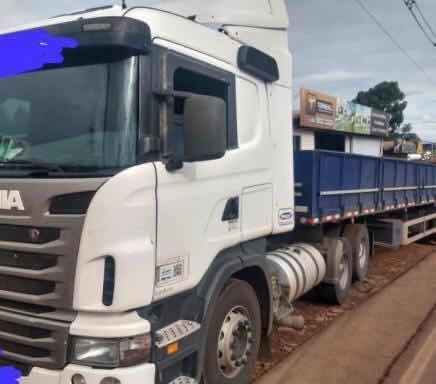 Scania 114 420