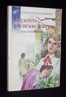 Papaíto Piernas Largas Jean Weóster