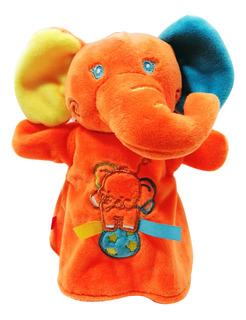 Phi Phi Peluche Marioneta De Animalitos 20cms
