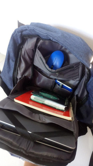 Mochila Antirrobo Backpack Impermeable Nuevo