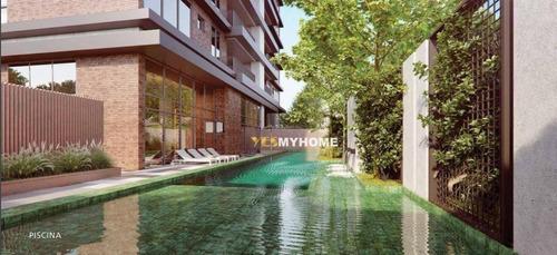 Apartamento Com 3 Dormitórios À Venda, 135 M² Por R$ 1.964.000,00 - Ahú - Curitiba/pr - Ap3892