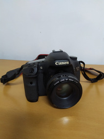 Cámara Profesional Canon Eos 7d