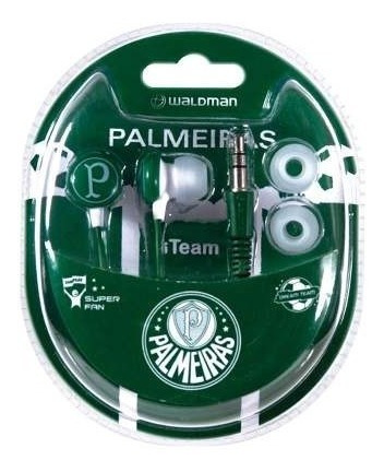 Fone De Ouvido Palmeiras Sf-10