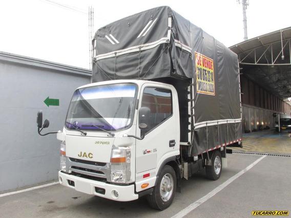 Jac Jhr Power Camión Estacas
