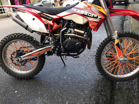 Moto Orión Rx250py