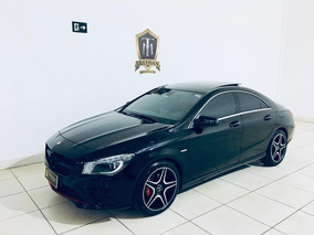 Mercedes-benz Classe Cla 1.6 1st Edition Turbo 4p