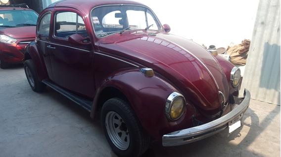 Vw Escarabajo Año 1976, Placa Arequipa, Cero Óxido.