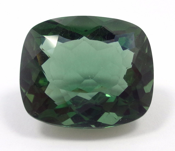 28.20cts Ametista Verde Cushion Natural