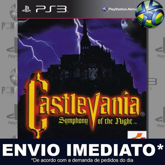 Castlevania: Sotn (psone Classic) Ps3 Psn Jogo Em Promoção