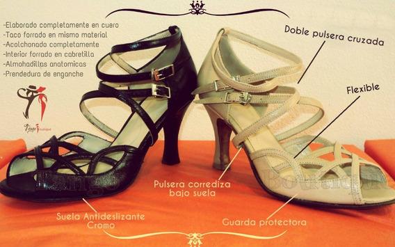 Zapatos Sandalias De Baile. Tango/salsa/bachata/kizomba