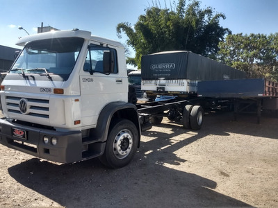 Vw 15180 Euro3 Worker 4x2 Toco 2007 2008