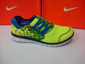 Gomas Nike Free Para Caballeros