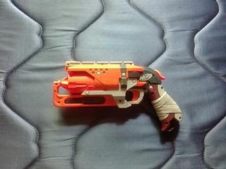Se Vende Nerf Hammershot +10 Dardos, Negociable