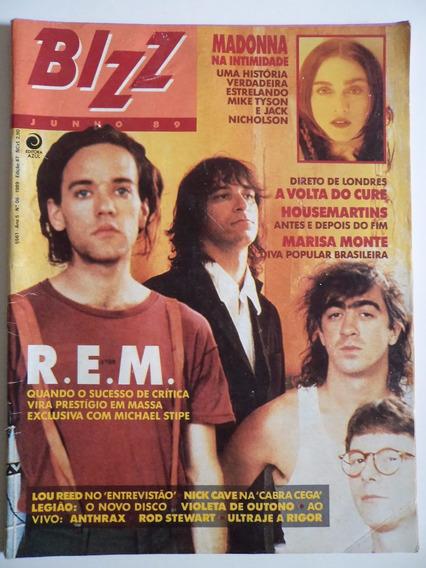 Revista Bizz Ano 5 - N 06 - 1989