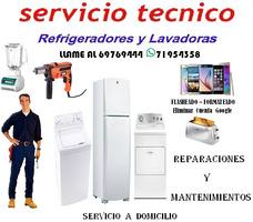 Servicio Técnico En Reparación, Mantenimiento E Instalación