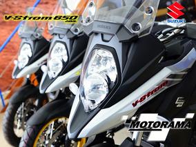 Suzuki Vstrom 650 Xt 0km 2018 Motorama