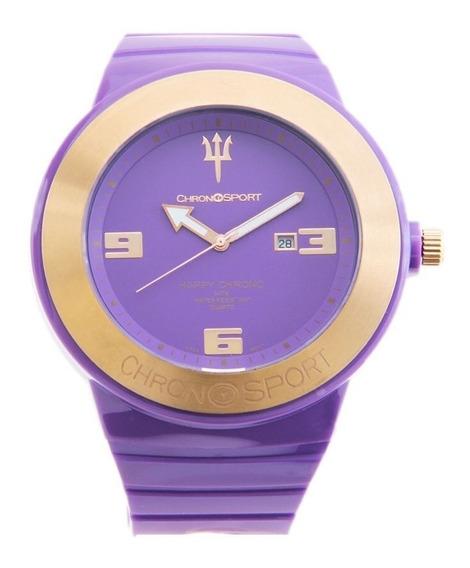 Reloj Chronosport Happygr Morado Tienda Oficial Envío Gratis