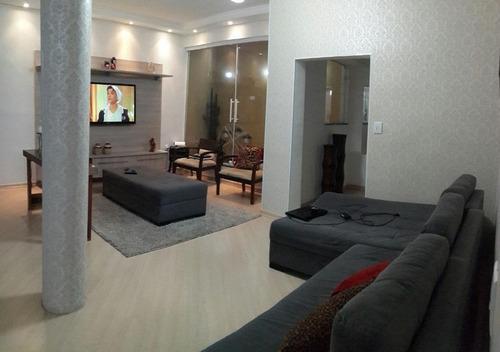 Casa Com 5 Dormitórios À Venda, 300 M² Por R$ 850.000,00 - Vila Califórnia - São Paulo/sp - Ca1518