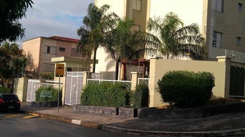 Imagem 1 de 13 de Apartamento Com 2 Dormitórios À Venda, 60 M² Por R$ 240.000,00 - São Bernardo - Campinas/sp - Ap15625
