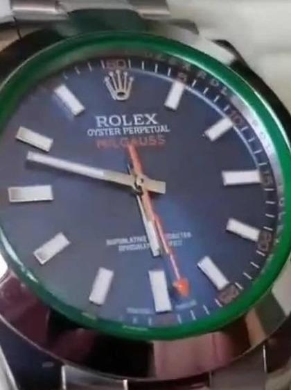 Relógio Rolex Oyster Perpectual Maquina Eta
