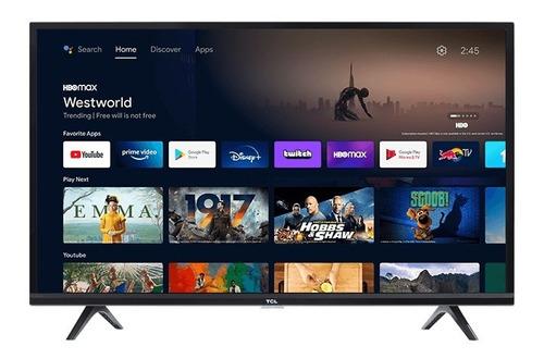Imagen 1 de 1 de Televisor Tcl 32  Smart Tv Android Hdmi Usb