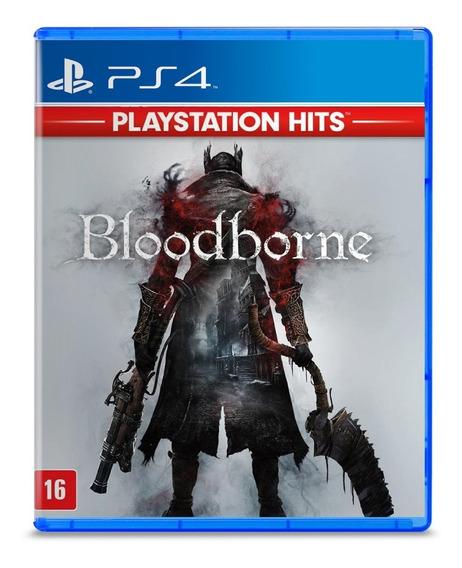 Bloodborne - Ps4 - Lacrado Em Português