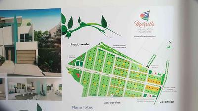 Lote En Marsella De 14x18 Turbaco $49.000.000 Eo